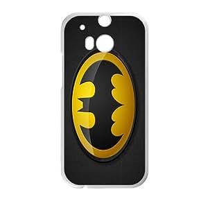 Happy Batman logo Phone Case for HTC One M8