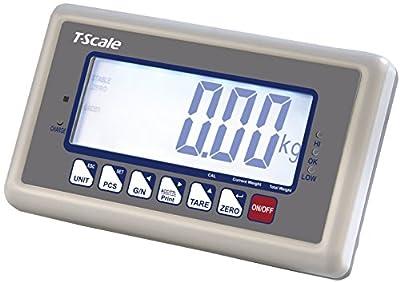 TScale BW NTEP (CC # 12-066) Digital Weighing Indicator, LED