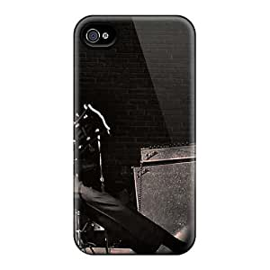 Iphone 4/4s DKM13377yUvN Unique Design Beautiful Motorhead Band Series Shockproof Cell-phone Hard Cover -MansourMurray