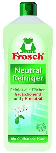 Frosch Neutral Reiniger, 10er Pack (10 x 1 l)