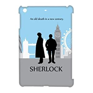 SHERLOCK--Hot TV Shows Super Awesome Phone case Durable Case Cover For iPad mini By Beautiful Heaven by mcsharks