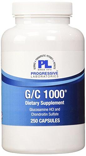 Progressive Labs GC 1000 Supplement, 250 Count by Progressive Labs