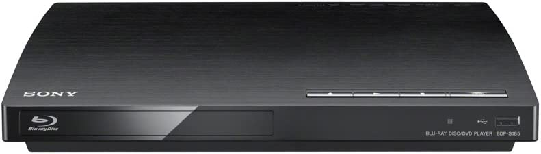 Sony BDP-S185 Blu-Ray Disc Player 2012 Model