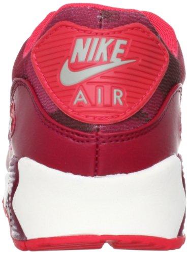 Nike - Air Max 90 Prm - Couleur: Rouge - Pointure: 40.0