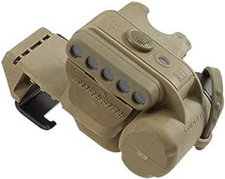 product image for Surefire HL1-A-TN Tactical Helmet Light / Military Helmet mount flashlight