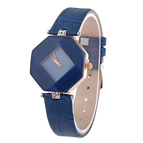 New Luxury Quartz Leather Watch Women Fashion Wristwatch Analog Brief Watches Casual Relojes female mini band