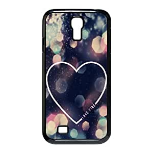 Love Pink The Unique Printing Art Custom Phone Case for SamSung Galaxy S4 I9500,diy cover case ygtg568132