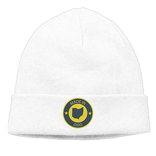 made-in-ohio-adjustable-beanie-skull-cap-hat-one-size-white