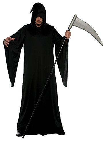 Grim Reaper Hooded Robe - 2