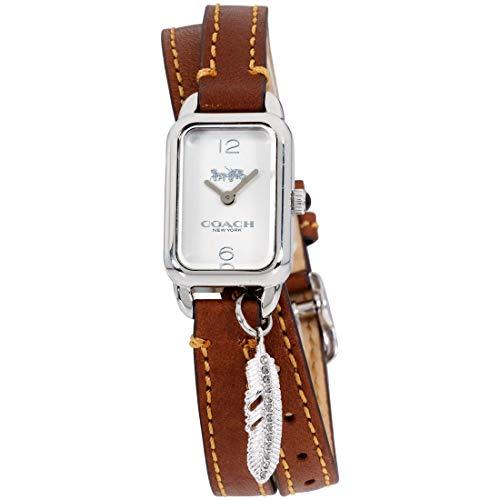 COACH Women's Ludlow - 14502775 Silver One Size (Womens Coach Watches Silver)