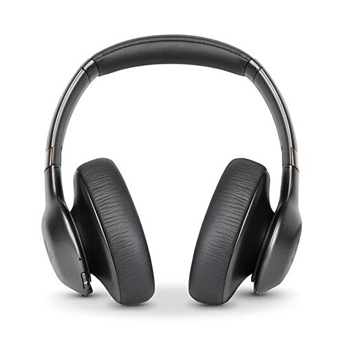 JBL Everest 750 Over-Ear Wireless Bluetooth Headphones (Gun Metal)