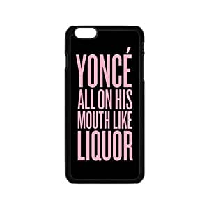 Pink yonce motto Cell Phone Case for Iphone 6