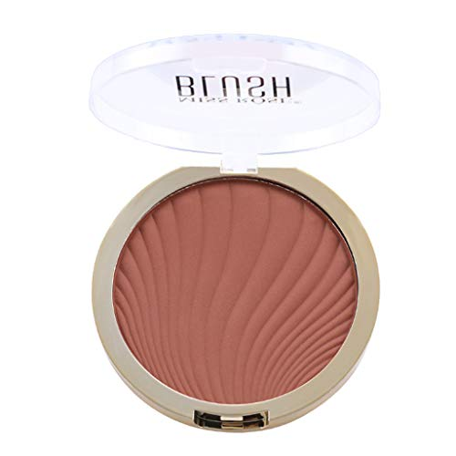✔ Hypothesis_X ☎ Mineral Wear Airbrushing Blush, Natural Smooth Makeup Contour Face Foundation Powder Cream Concealer Palette