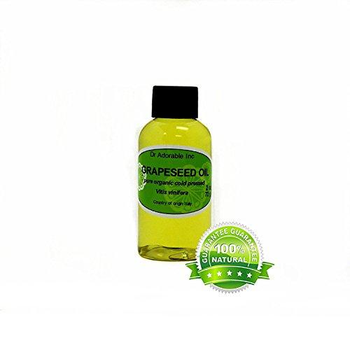 2 Oz Organic Grapeseed Oil