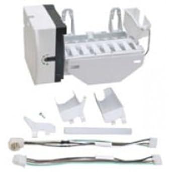 amazon com kenmore replacement refrigerator freezer ice maker rh amazon com Whirlpool Ice Maker Diagrams Refrigerator Ice Maker Schematics