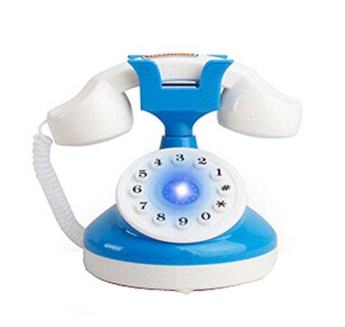 Mini Home Appliance Model Toys Kids Electronic Toys Play Toys(Telephone)