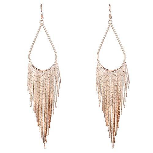 JOYJULY Elegant Chandelier styled Earrings Fashion product image