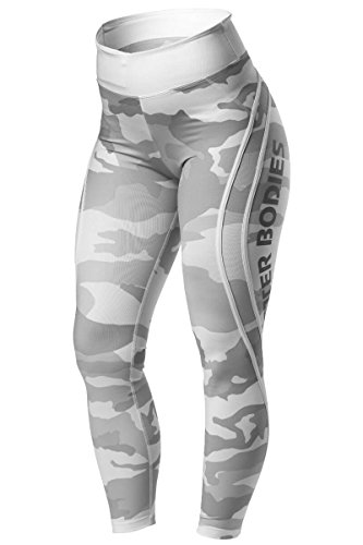 Tights Bodies Better Camo Large High White vY4Tq