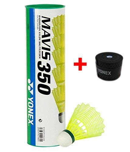 Yonex Mavis 350 Nylon Badminton Combo (Green) Price & Reviews