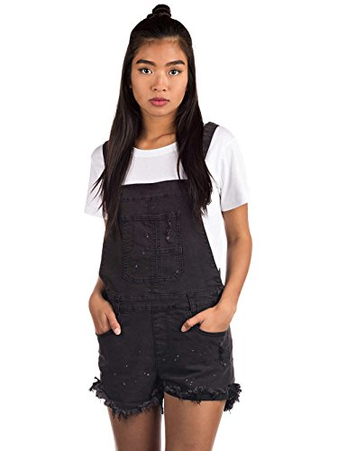 412012 Nero Element Overall Shorts Donna Pantaloni Weekend 17qWUBYnqA