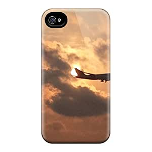 Excellent Design Noon Sun Case Cover For Iphone 4/4s