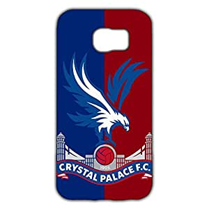 Fashion Design FC Crystal Palace Football Club Phone Case Cover For Samsung Galaxy S6 3D Plastic Phone Case
