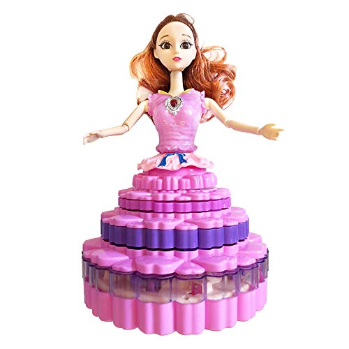 (LilPals' Musical Dancing Princess - Our Dancing Princess is a Beautiful Battery Operated Dancing, Singing, Light up Musical Doll for Kids Ages 3 and up)