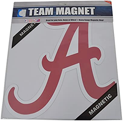 Great for Cars Boats Man Cave Fridge Magnet Approx 12 Diameter Yves Official National Collegiate Athletic Association Fan Shop Authentic NCAA Team Magnet Banner Logo