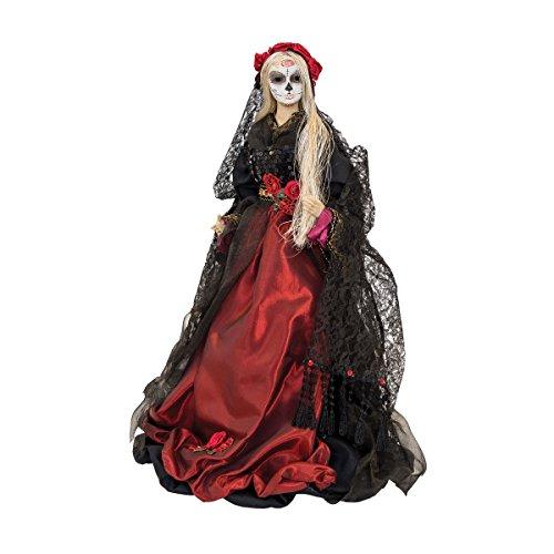 Mystic Maidens La Rosa Catrina Day of the Dead Multi
