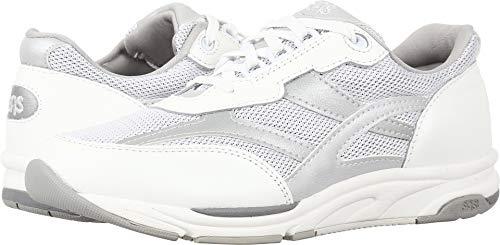 (SAS Women's, Tour MESH Sneakers Silver 10 N)