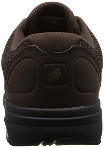 New Balance Mens MW813 Walking Shoe Brown