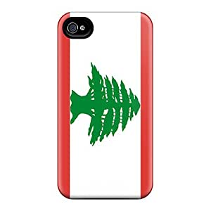 Hot New Lebanon Case Cover For Iphone 4/4s With Perfect Design