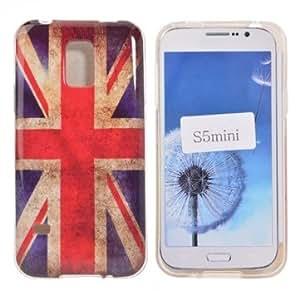 New United Kingdom TPU Protective Case for Samsung Galaxy S5 Mini