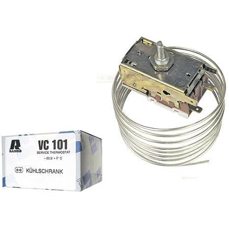 Termostato Universal Termostata Refrigerador Ranco K50H1104 VC101 ...