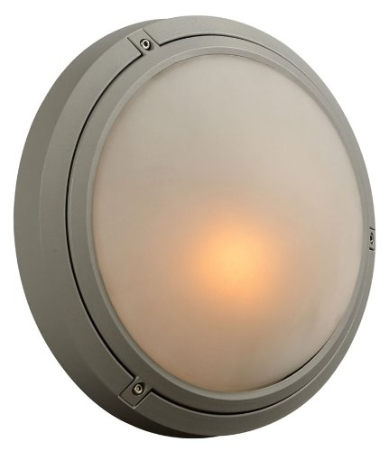 PLC Lighting 8037 SL Ricci I Collection 1 Light Outdoor Fixture -
