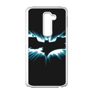 Batman White LG G2 case