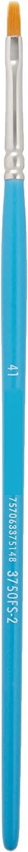 Princeton Artist Brush Select Synthetic Brush Flat Shader Size 4