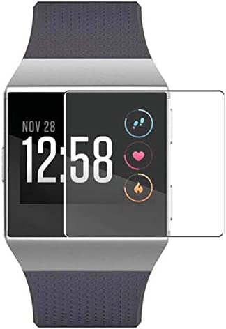 Puccy Privacy Screen Protector Film, Compatible with Fitbit Ionic Anti Spy TPU Guard ( Not Tempered Glass Protectors )