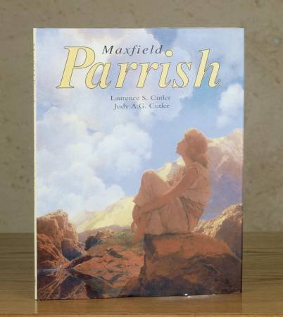 Maxfield Parrish Book By L. Cutler