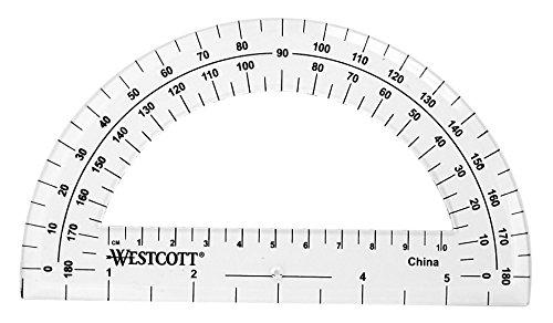 Amazon.com : Westcott 2 Piece Math Tools 2 Piece Compass ...