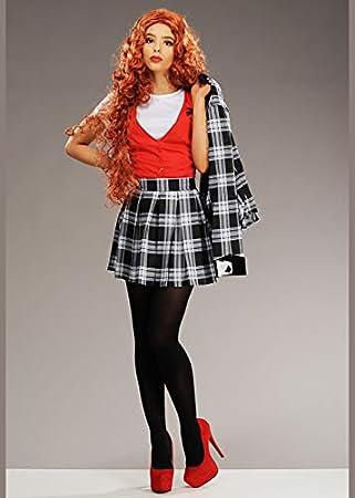 Magic Box Disfraz de Cheryl Blossom Rojo Estilo Riverdale para ...