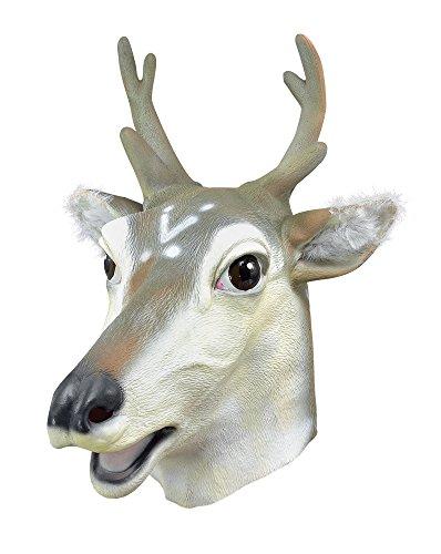 Stag Deer Costume (Stag Deer Overhead Rubber)