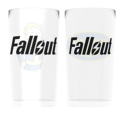 GB Eye LTD,Fallout 4, Vault-Tec, 2 Vasos de Pinta: Amazon.es ...