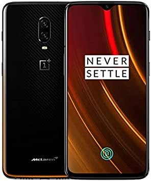 OnePlus 6T A6010 McLaren Edition 256GB Storage + 10GB Memory Factory Unlocked 6.41 Inch AMOLED Display Android 9: Amazon.es: Electrónica