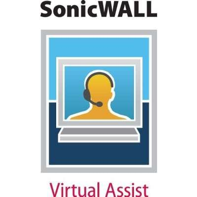Dell SonicWALL 01-SSC-8834 Virtual Assist for UTM Appliance Up to 25 Concurrent Technician (25 Utm Appliance)