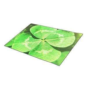 Asyouw Doormat Clover Decorative Door Mats One size