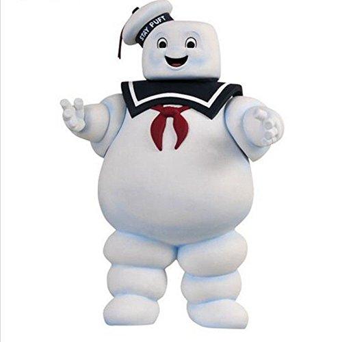 Marshmallow Man Bank Action Figure Vintage Ghostbusters Money Box Piggy Savings Gift Coins Saving Cash Coin