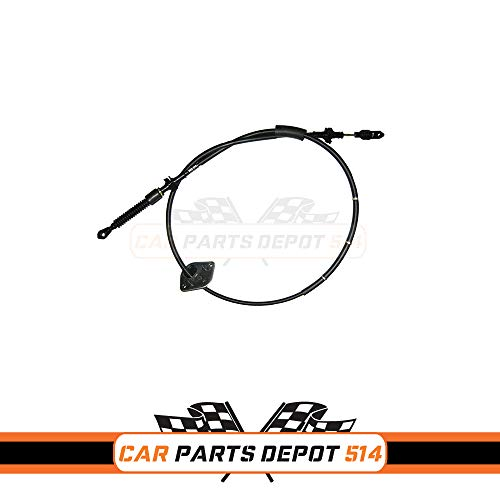 AUTOMATIC TRANSMISSION SHIFT CABLE FITS MAZDA PROTEGE 1999-2003 - 4CYL