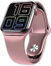 Relógio Smartwatch HW12 LANÇAMENTO 2021 Original Tela Infinita 40mm (rosa)