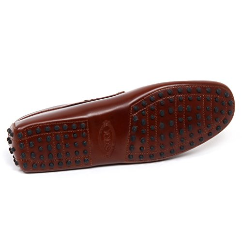 E3648 Scarpe Man Loafer Mocassino Brown Tod's Uomo Marrone Shoe dwxOZ7dFq